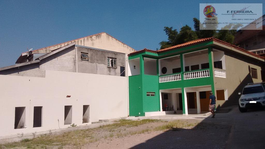 Casa  comercial para venda e locação, Jardim Dom José, São Paulo.