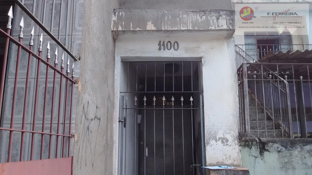 Casa  residencial para locação, Jardim Valo Velho, Itapecerica da Serra.