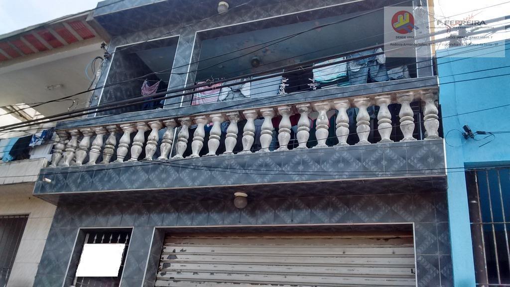 Sobrado  residencial para venda e locação, Chácara Santa Maria, São Paulo.