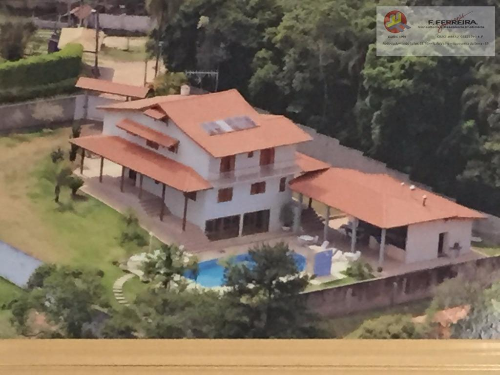 Chácara  residencial à venda, Embu Mirim, Itapecerica da Serra.