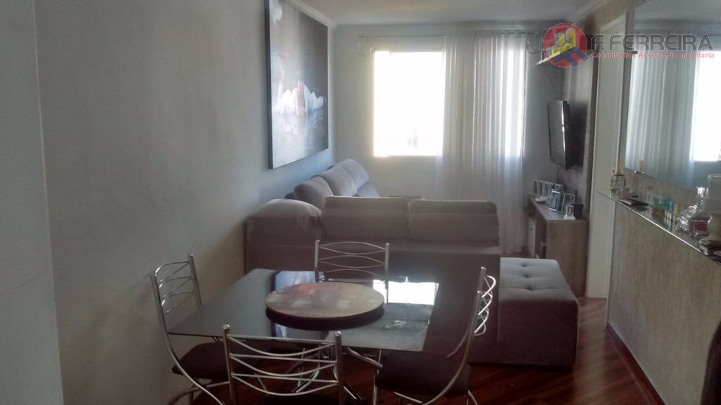 Apartamento  residencial à venda, Chácara Santa Maria, São Paulo.