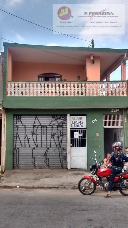 Casa residencial para venda e locação, Chácara Santa Maria, Itapecerica da Serra.