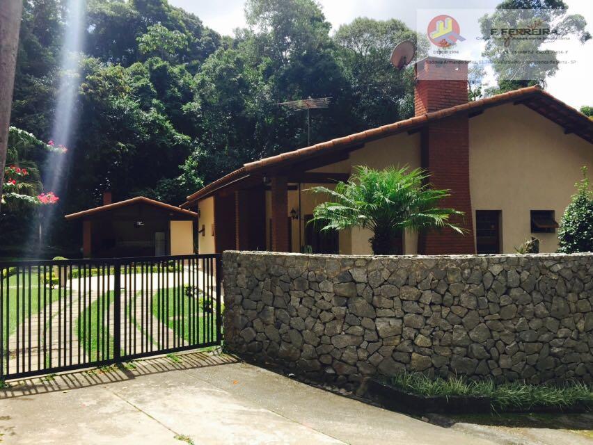 Casa residencial à venda, Jardim Pinheiros, Itapecerica da Serra.