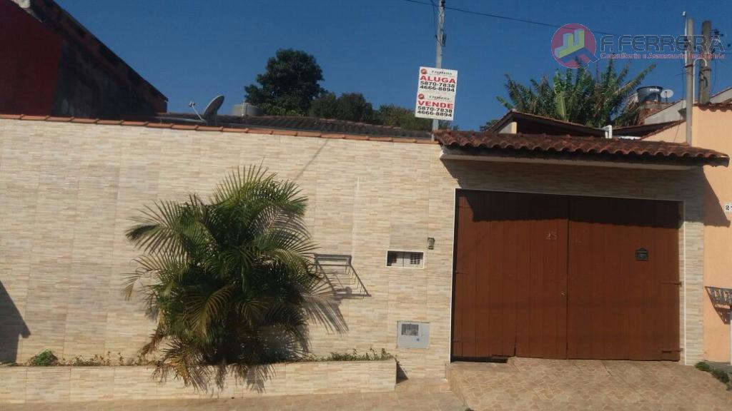 Casa com 3 dormitórios à venda, 160 m² por R$ 400.000 - Jardim Cinira - Itapecerica da Serra/SP