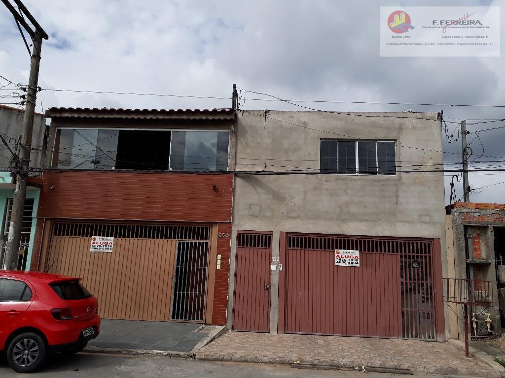 Casa residencial para locação, Chácara Santa Maria, Itapecerica da Serra.