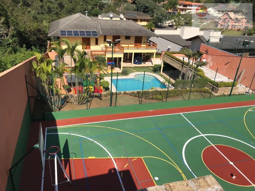 Casa residencial à venda, Jardim Europa, Itapecerica da Serra.