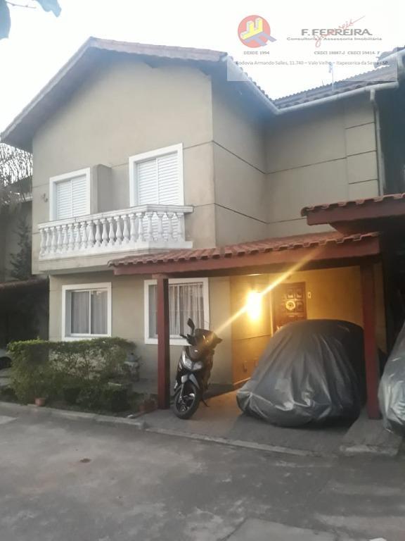 Casa residencial à venda, Jardim Valo Velho, Itapecerica da Serra.