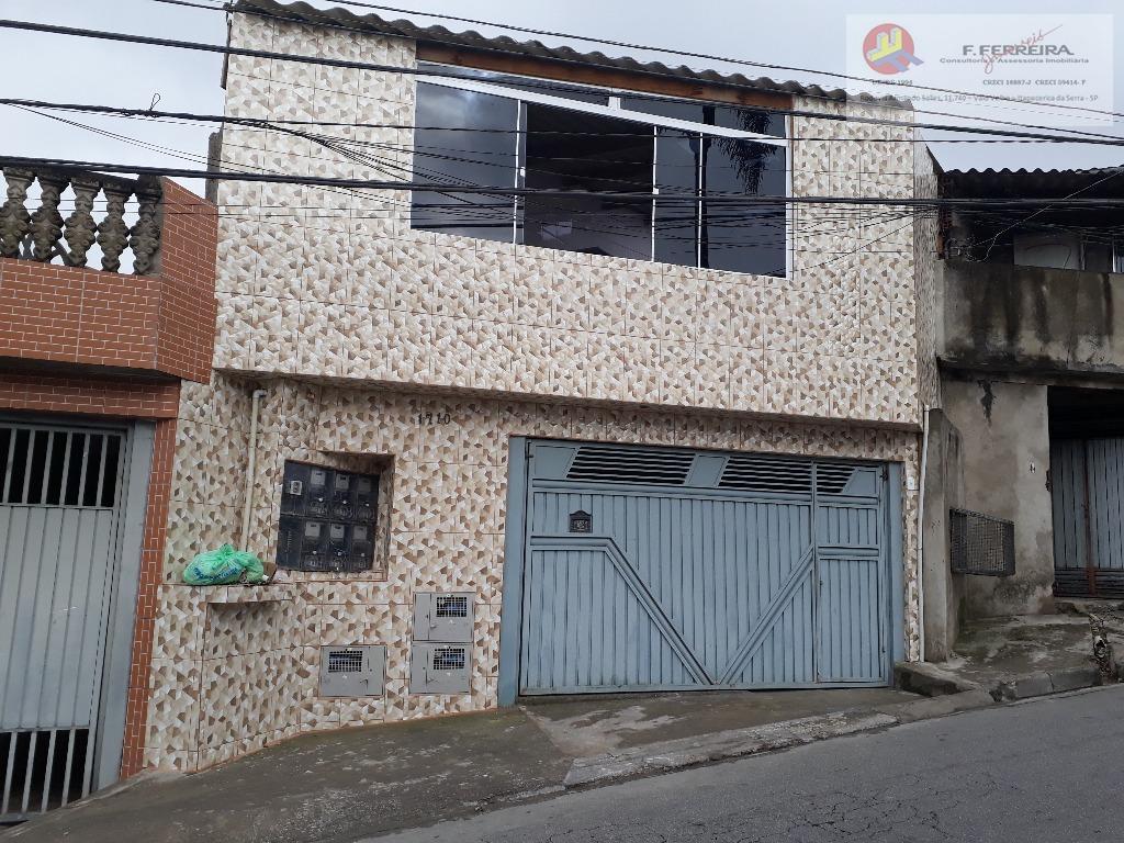 Sobrado  residencial à venda, Jardim Valo Velho, Itapecerica da Serra.