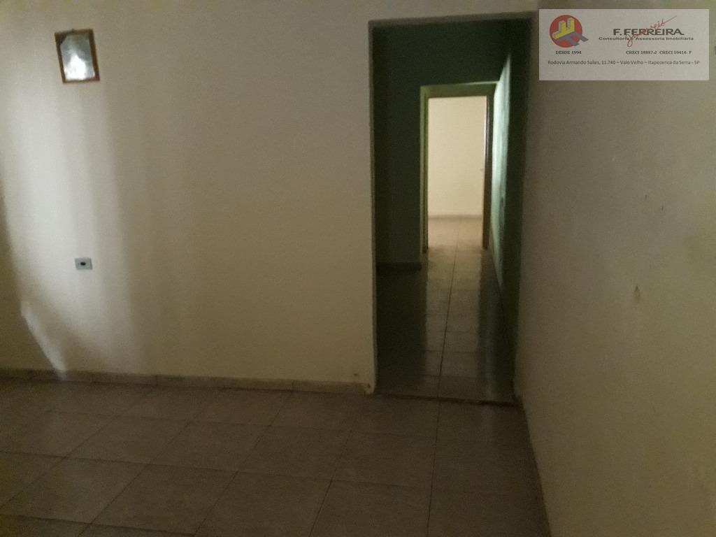 Casa com 2 dormitórios à venda, 90 m² por R$ 250.000 - Jardim Guarujá - São Paulo/SP