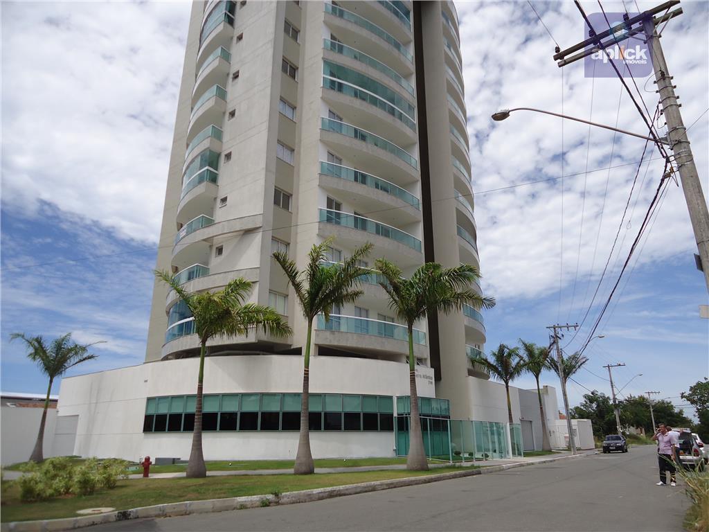 Apartamento  residencial à venda, Morada de Laranjeiras, Serra.