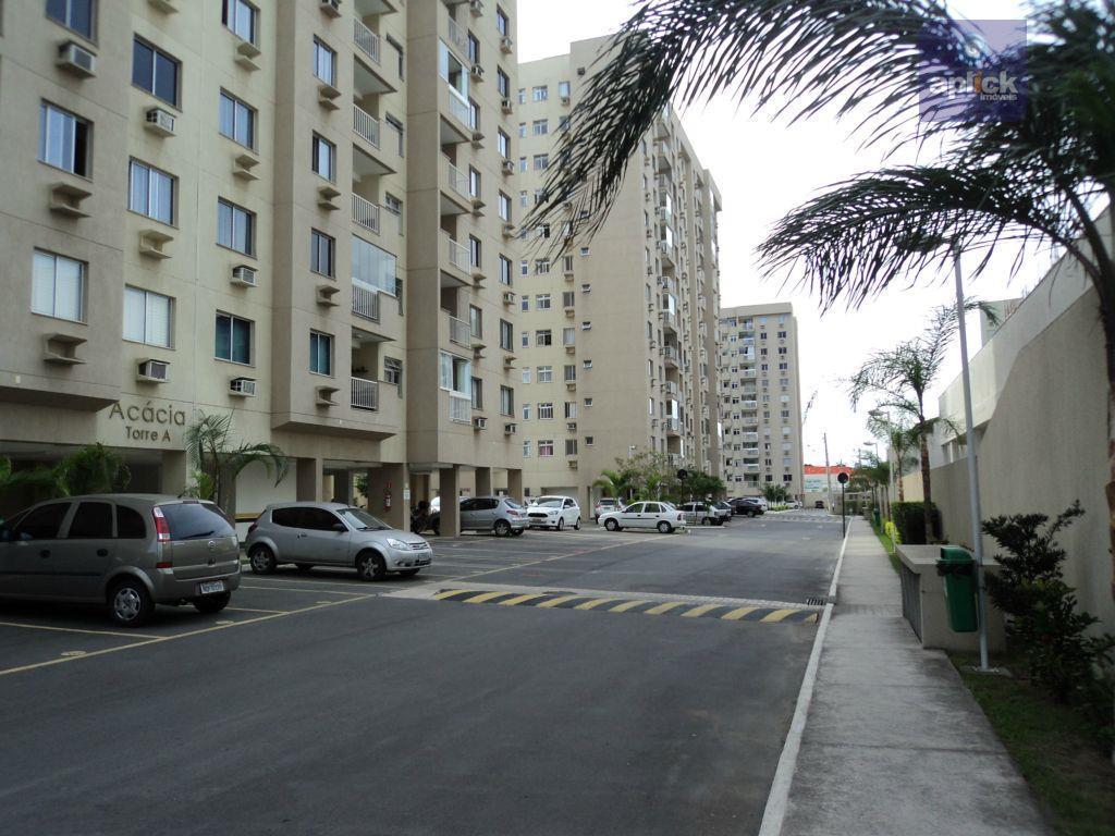 Apartamento  residencial à venda, Parque Residencial Laranjeiras, Serra.