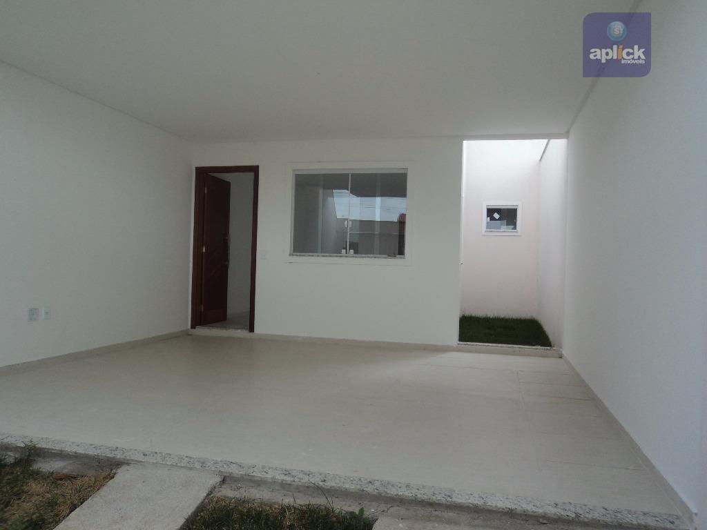 Casa residencial à venda, Colina de Laranjeiras, Serra - CA0364.