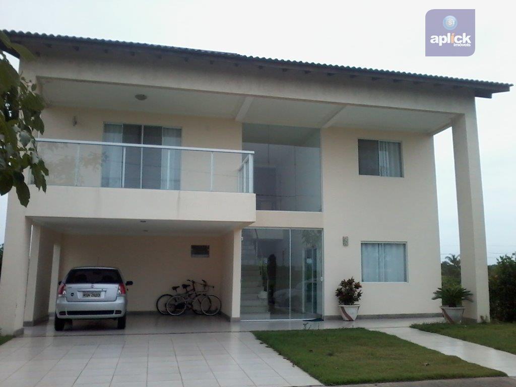 Casa residencial à venda, Manguinhos, Serra - CA0390.