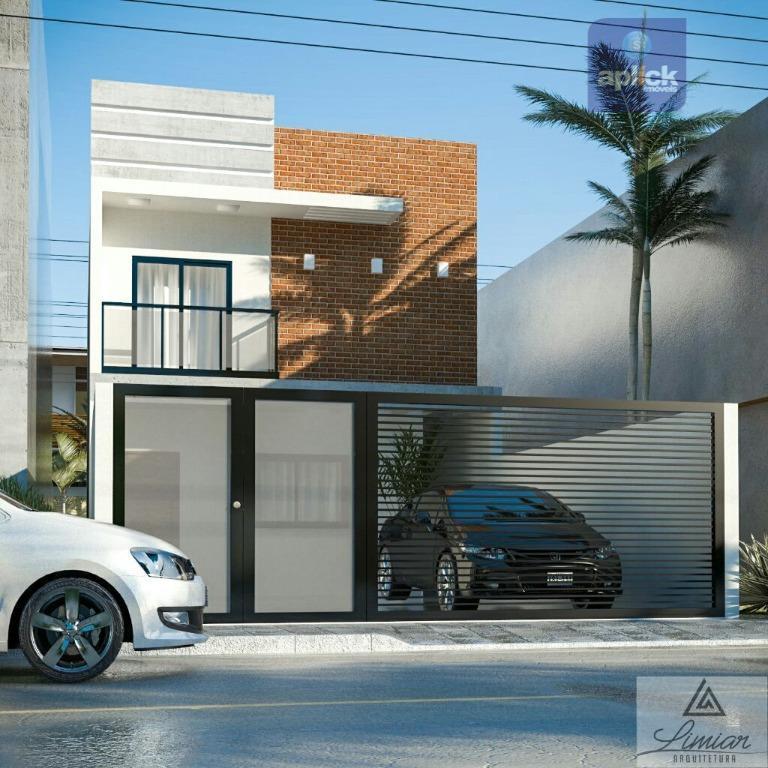 Casa Duplex 03 Quartos com Suite - Morada de Laranjeiras
