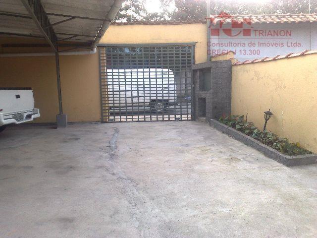 Casa residencial à venda, Jardim do Estádio, Santo André.