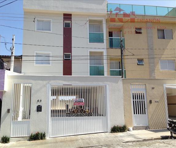 Apto sem Condomínio Cobertura, Frente, 2 suites, R$ 290 mil