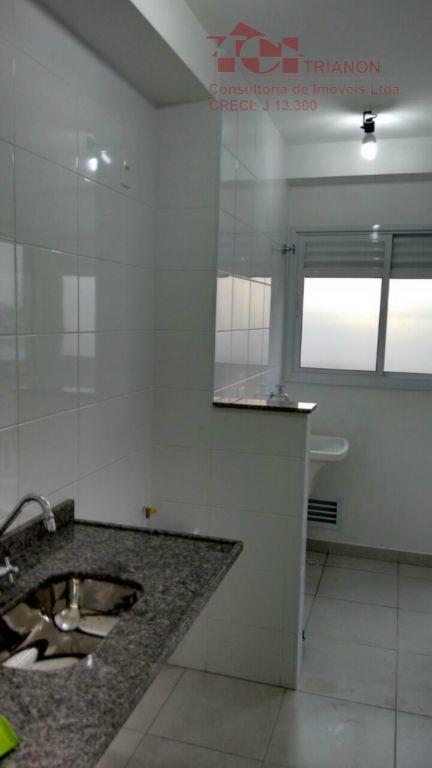 Apartamento residencial para venda e locação, Vila Pires, Santo André.