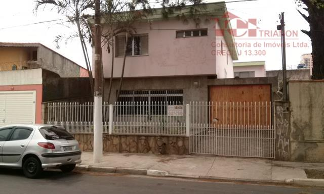 Sobrado residencial à venda, Jardim Orlandina, São Bernardo do Campo.