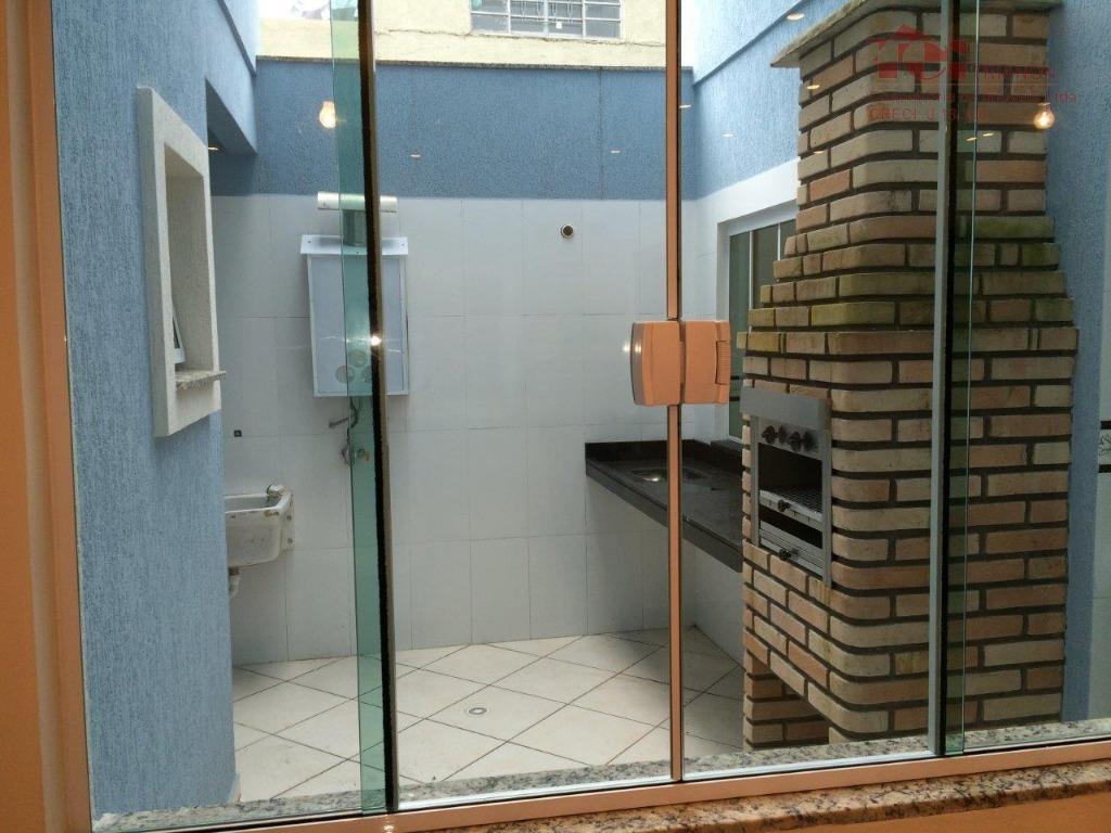 Apartamento  s/ condomínio, Vila Camilópolis, Santo André.