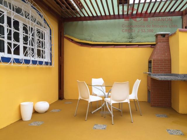 Casa residencial para venda e locação, Parque João Ramalho, Santo André.