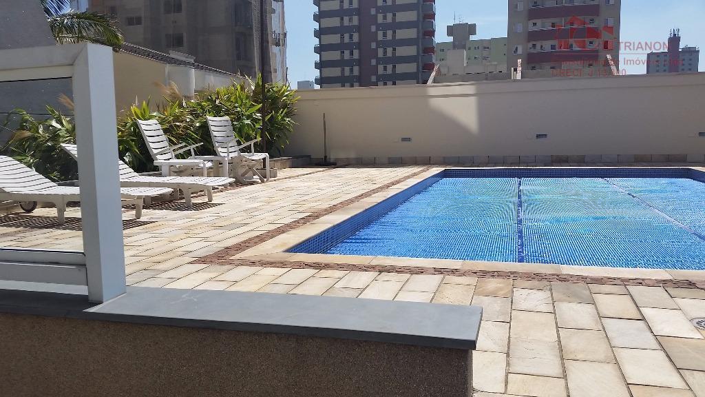 Apartamento residencial para venda e locação, Campestre, Santo André.