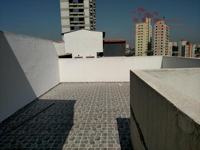 Locação Apto. cobertura  37 m2 Locação  R$ 1600,00 s/cond.ou venda-R$ 260.000,00