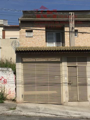 Casa Jd Las vegas 118 m2  3 Dorm  2 vagas