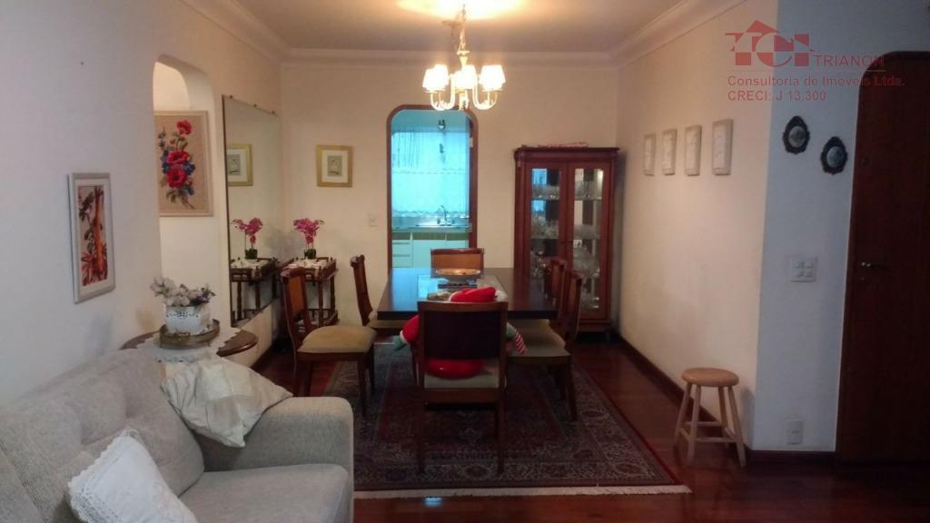 Apartamento residencial para venda e locação, Centro, Santo André.