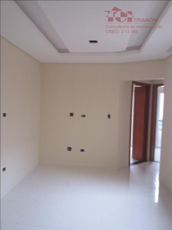 apto.46 m2 2 dorm s/suite 1 vaga teto rebaixado, sanca na sala