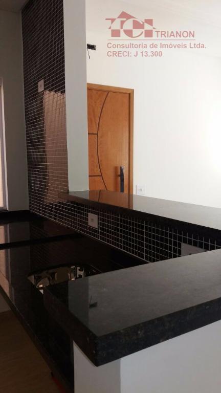 Sobrado residencial à venda, Vila Junqueira, Santo André - SO0216.