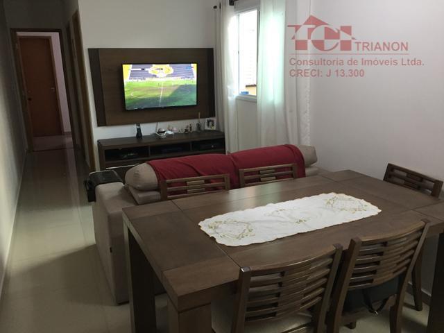 apto. 56 m2 2 dorm 1 suite semi mobiliado