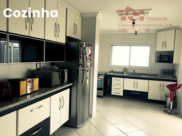 apto. 175 m2 3 dorm 3 suites 4 vagas  exclusive garden