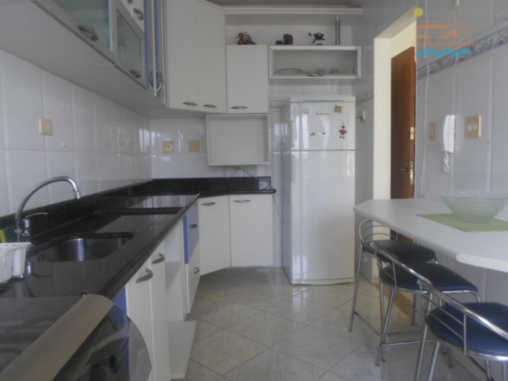 Apartamento residencial para locação, Vila Guilhermina, Praia Grande - AP0101.