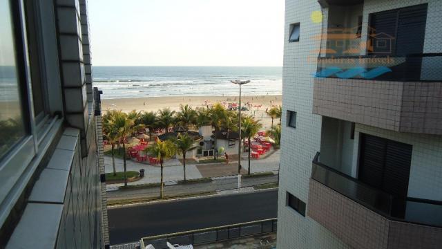 Apartamento  residencial para locação, Vila Tupi, Praia Grande.