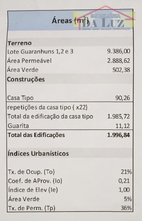 área residencial à venda, jardim estância brasil, atibaia.área total de 9.386,00 m2 com projeto aprovado para...