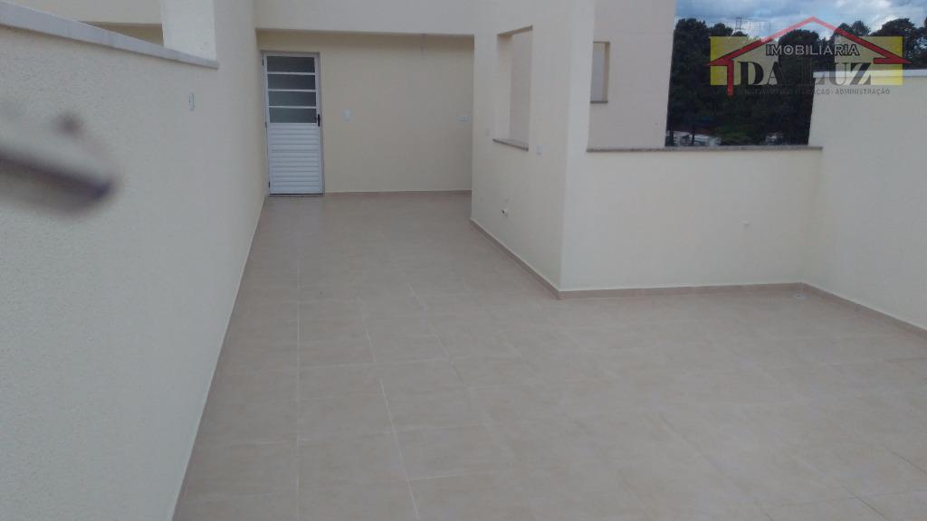 Apartamento residencial à venda, Jardim Ana Maria, Santo André.