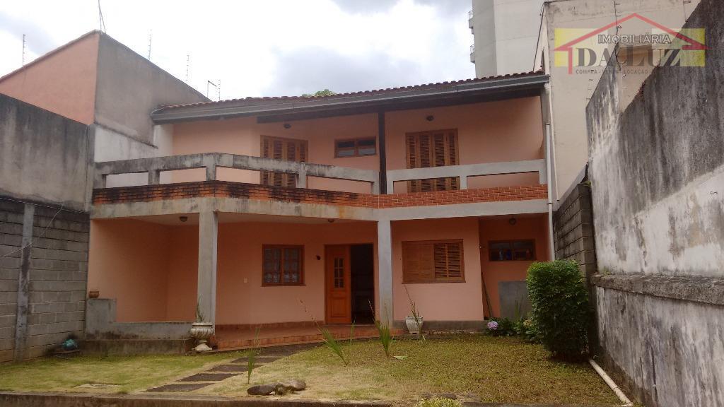 Casa residencial à venda, Jardim Bela Vista, Santo André - CA0053.