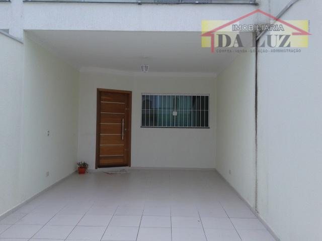 sobrado novo, 3 dormitórios sendo os 3 suítes, sala, cozinha , lavabo , área de serviço,...