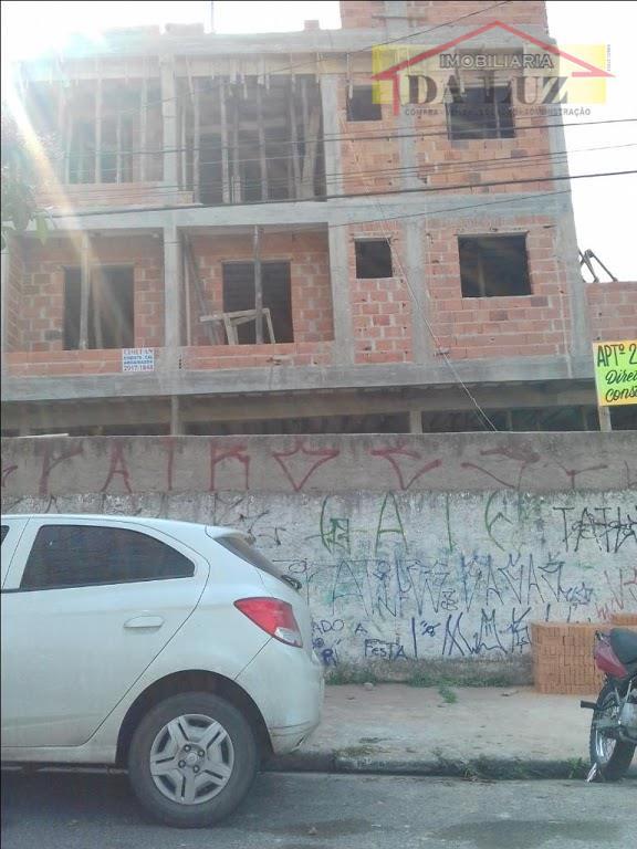 Apartamento residencial à venda, Santa Maria, Santo André.