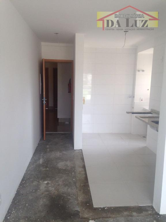 apartamento com condomínio no bairro campestre. 2 dormitórios , sala com sacada ampla. , cozinha, banheiro,...