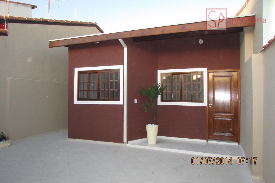 Casa  residencial à venda, Parque Residencial Santo André, Caçapava.