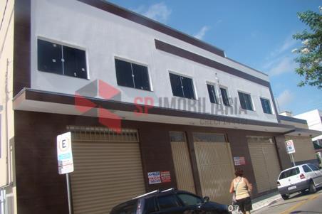 Ponto comercial para locação, Centro, Caçapava - PT0037.