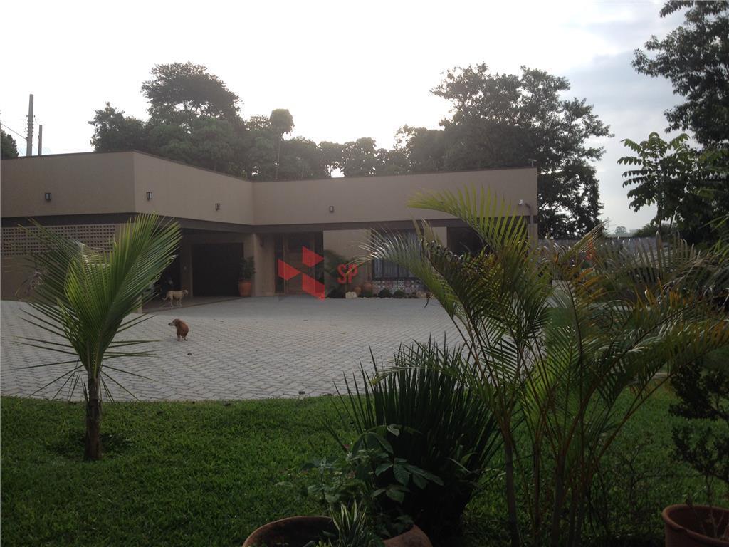 Casa  residencial à venda, Chácaras Santa Rita, Caçapava