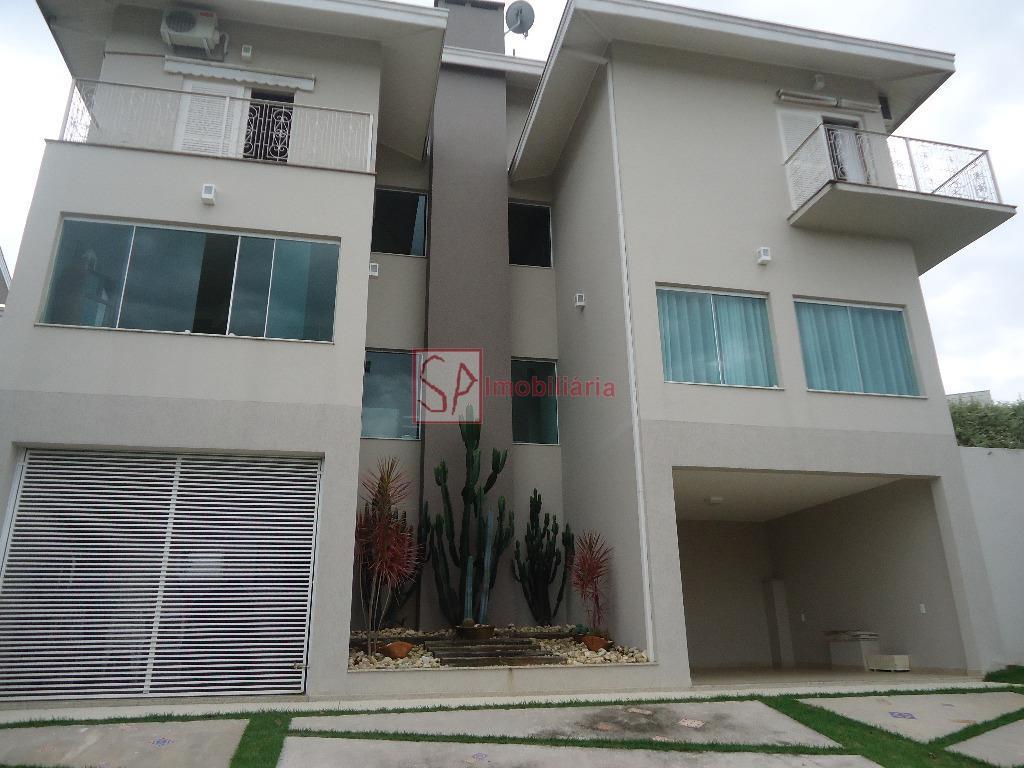Casa residencial à venda, Residencial Santa Helena, Caçapava.