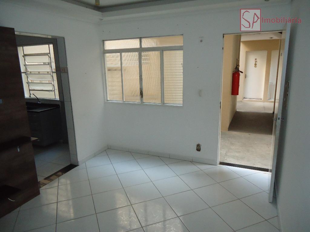 Apartamento  residencial para locação, Vila Paraíso, Caçapava.