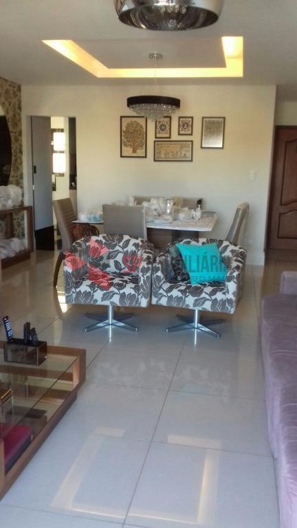 Apartamento residencial à venda, Vera Cruz, Caçapava - AP0220.