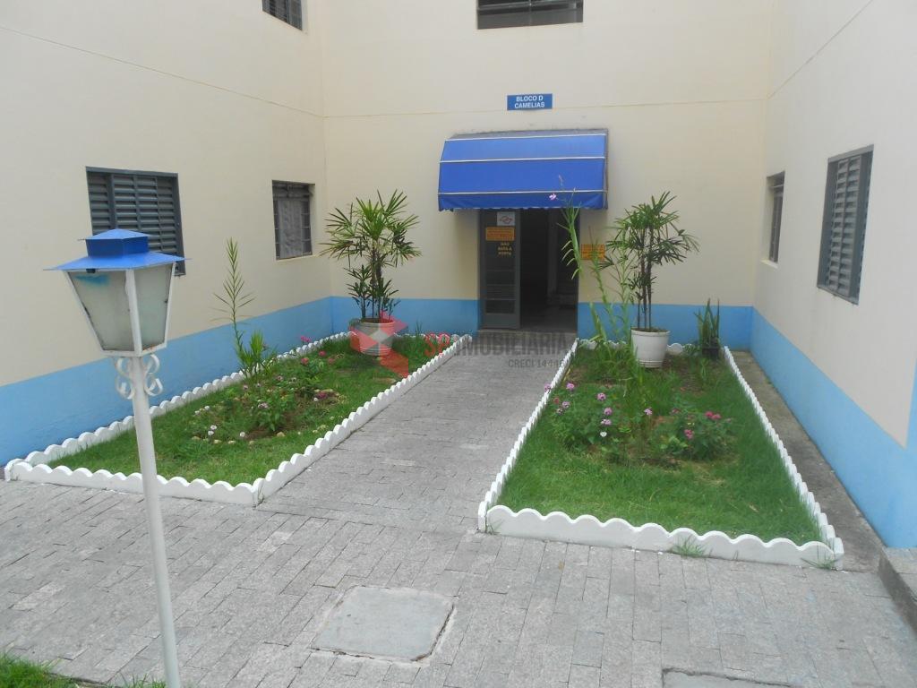 Apartamento Residencial à venda, Samambaia I, Caçapava.