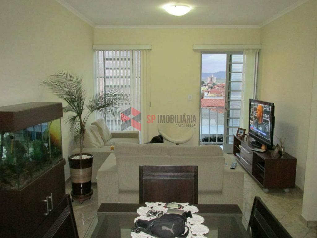 Apartamento Residencial à venda, Samambaia II, Caçapava.