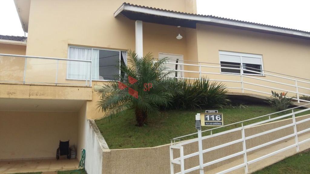 Casa Residencial à venda - Residencial Santa Helena - Caçapava/SP
