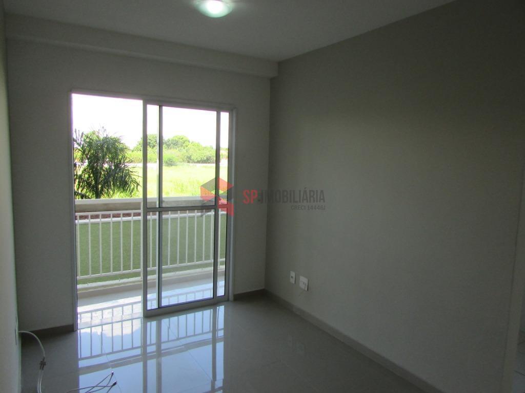Apartamento Residencial para locação, Condomínio Cores da Índia, Caçapava.